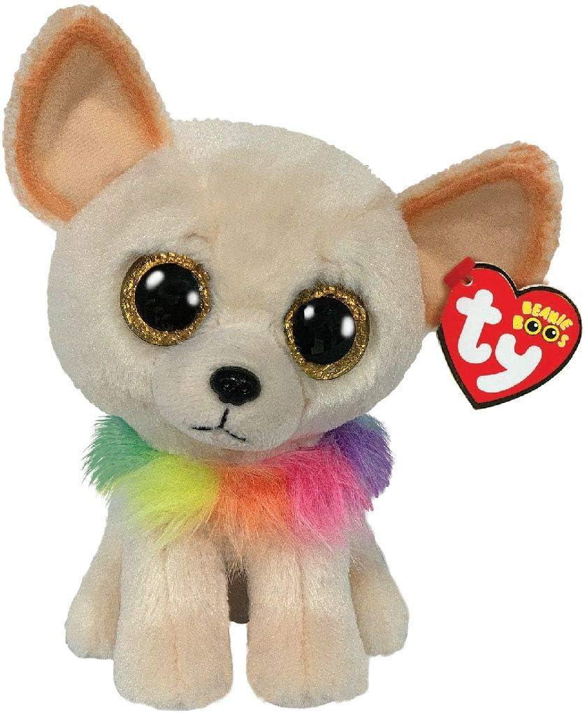 Alaska Stuffed Animals, Amazon Com Ty Beanie Boos Chewey Chihuahua Toys Games