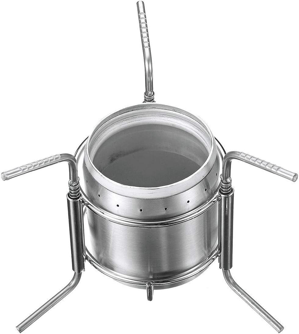 Bolsa de Almacenamiento de Utensilios de Cocina de Acero Inoxidable portátil Picnic BBQ, Producto al Aire Libre