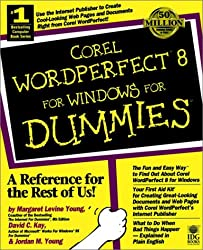 Wordperfect 8 for Windows For Dummies