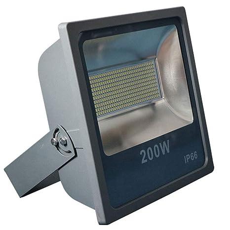Proyector Luz de seguridad para exteriores de 200 vatios con ...