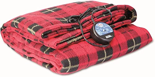 MAXSA 20014 Large Heated Travel Blanket