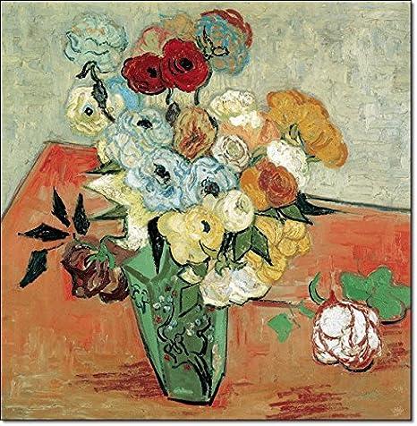 Fiori Quadri Famosi.Quadri Cornici Hb Vincent Van Gogh Vaso Con Fiori Quadro