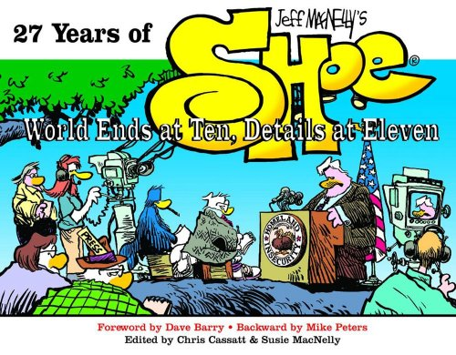 (27 Years of Shoe: World Ends at Ten, Details at Eleven)