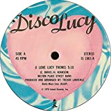 Wilton Place Street Band - Disco Lucy (I Love Lucy Theme) - Island Records - IS 1001