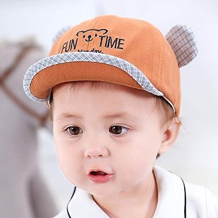 sélectionner pour officiel comment acheter couleurs délicates zhuzhuwen Chapeau de bébé de Dessin animé Chapeau de bébé de ...