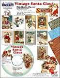 ScrapSMART Santa Claus Collection (CDSAC58)