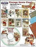 ScrapSMART Santa Claus Collection (CDSAC58)