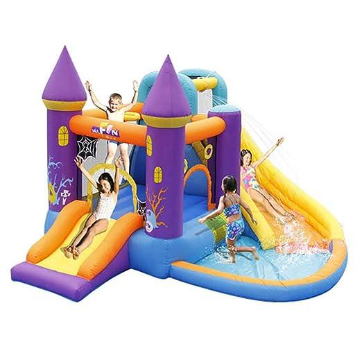 Castillos inflables Diapositivas para Niños Castillo De Juegos ...