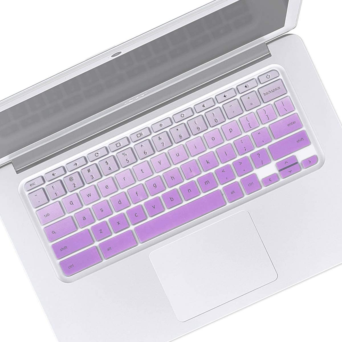 MUBUY-GOL Keyboard Cover for Acer Chromebook Spin 11 311 511 11.6