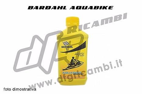 1L Aceite sintético Bardahl aquabike 2T para agua Scooter