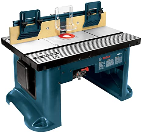 Groovy Bosch Benchtop Router Table Ra1181 Home Interior And Landscaping Oversignezvosmurscom