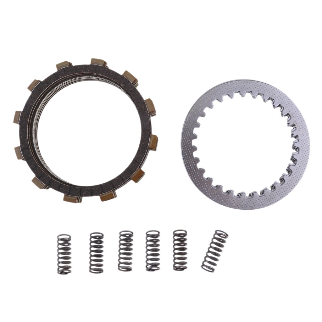 Shiwaki Kit De Embrague con Resortes Resistentes para Yamaha Raptor 660 2001-2005 Blastor