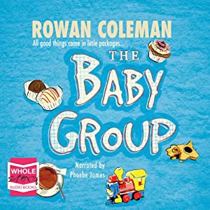 The Baby Group Audiobook