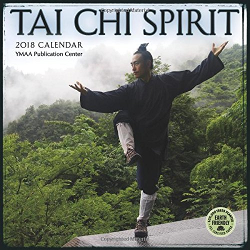 Tai Chi Spirit 2018 Mini Wall Calendar