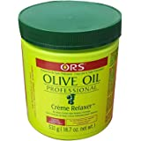 ORS OLIVE OIL PROFESSIONAL CRÈME RELAXER NO-BASE 531 g