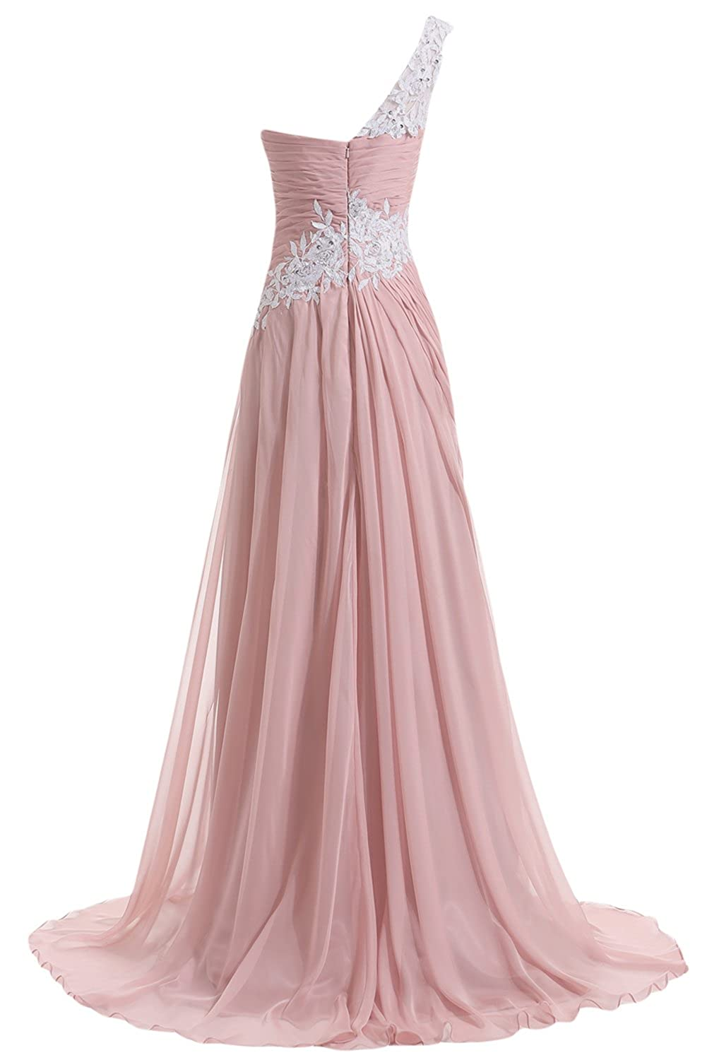 Sunvary new chiffon and applique long bridesmaid dresses evening sunvary new chiffon and applique long bridesmaid dresses evening prom gowns at amazon womens clothing store ombrellifo Images