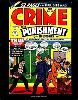 Book Crime and Punishment 40: True Golden Age Crime Cases 1951