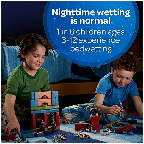 Large Product Image of GoodNites Bedtime Bedwetting Underwear for Boys, S-M, 44-Count, Marvel Comics Design, Protective Nighttime Underwear for Boys