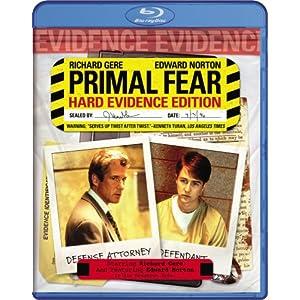 Primal Fear (Hard Evidence Edition) [Blu-ray] (1996)