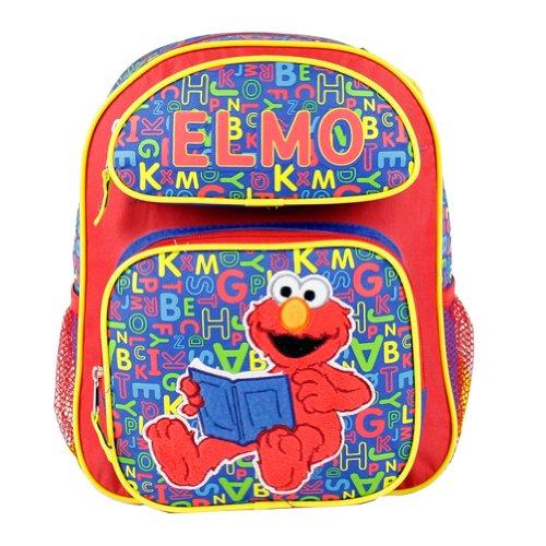 Elmo Book Bag - 3