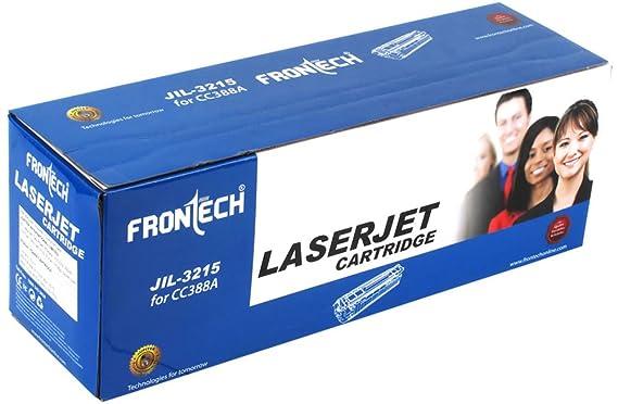 Frontech JIL-3215 88A CC388A Toner Cartridge Toner Cartridges at amazon