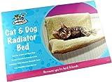 companion Cat, Kitten & Small Dog Radiator Sleeping Bed