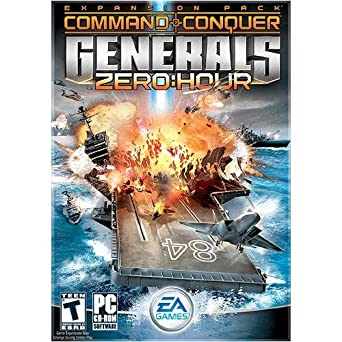 download game command & conquer generals zero hour free