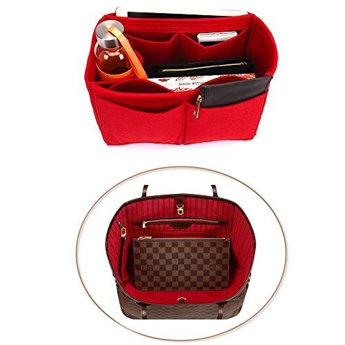 designer handbags images ff6o  Bag Purse Organizer with One Round Holder for Designer Handbags, Tote Bags  and Purses,