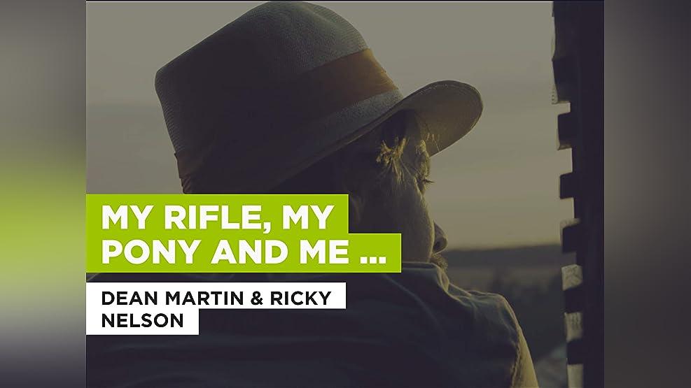 My Rifle, My Pony And Me (Duet) im Stil von Dean Martin & Ricky Nelson