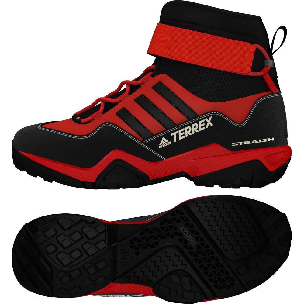 Adidas Herren Terrex Hydro_lace Trekking- & Wanderstiefel Schwarz 47.3 EU