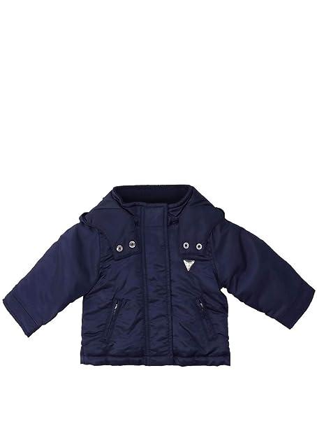 Guess I83L01W8BD0 Abrigo niño Azul 6M