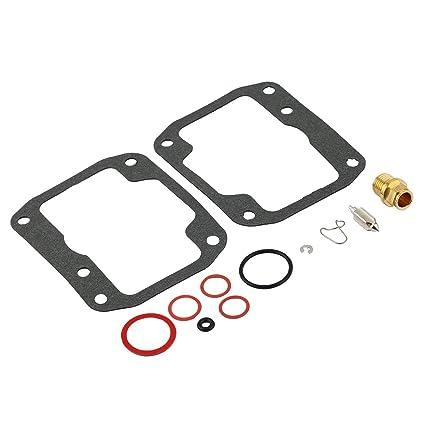 Amazon com: anyilon Carburetor Rebuild Kit Carb Repair Set