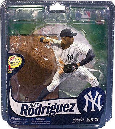 McFarlane Toys, MLB Series 29 Figure, Alex Rodriguez New York Yankees - Figure Rodriguez Alex