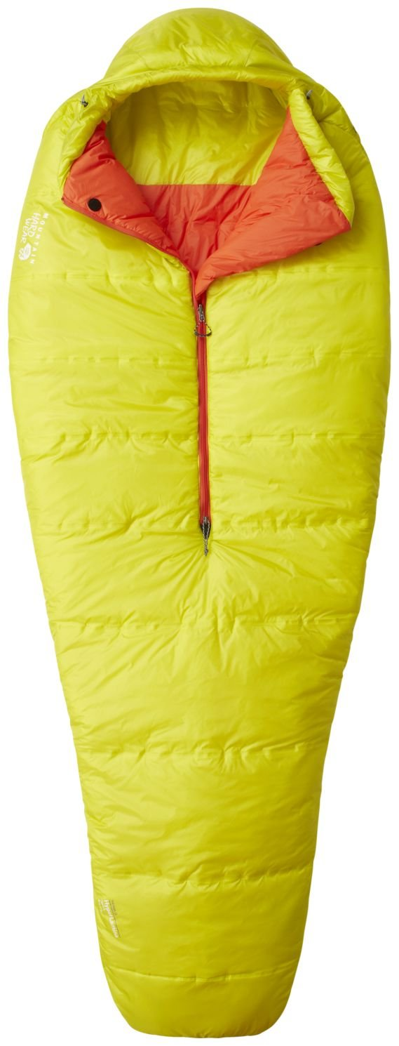 Mountain Hardwear Unisex HyperLamina Spark 35 Long Sleeping Bag
