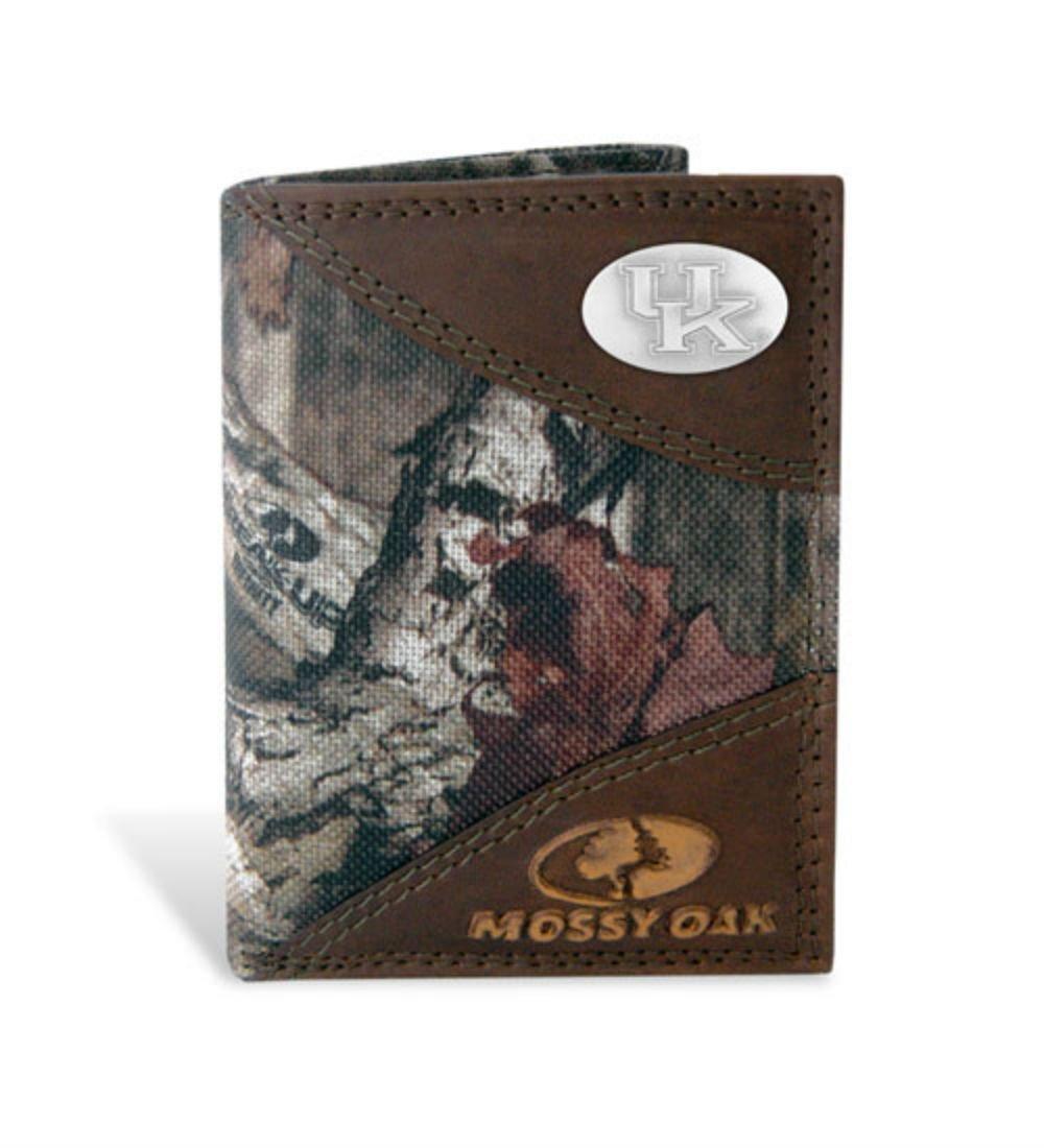 zep-pro Collegiate Mossy Oak三つ折り財布( Mossy Oakケンタッキー州、) B018YFKU4I