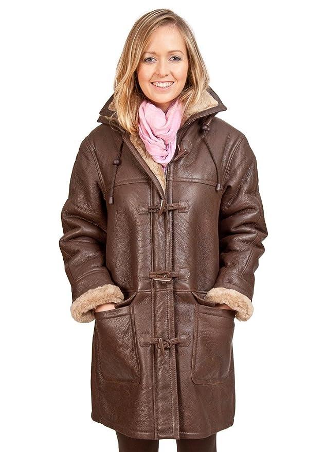bac0db677f Beth Womens Sheepskin Coat - Pure warmth