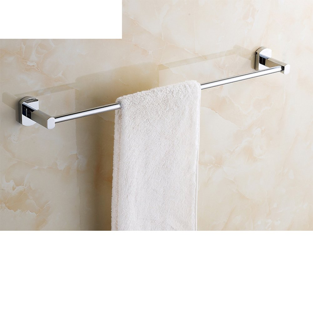 Brass single Towel Bar/Single-layer towel bar/Towel shelf /Long towels hanging/Bathroom hardware accessories-F lovely