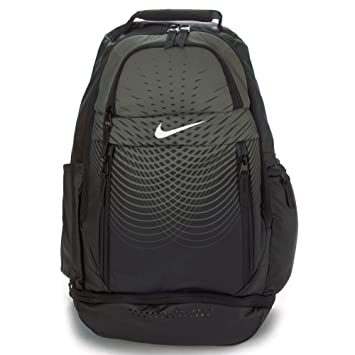 Nike Ultimatum Gear Graphic 25 Ltrs BlackTumbled GreyWhite School Backpack (Ba5105 010)