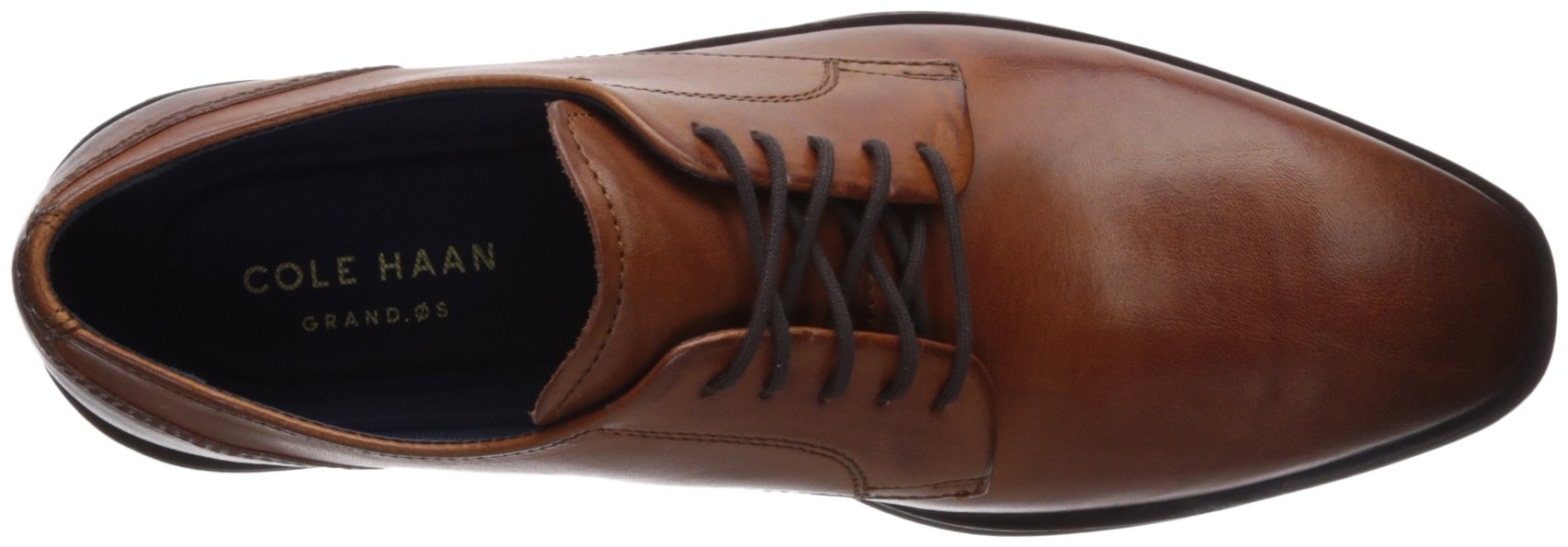 Cole Haan Men's Dawes Grand Plain Toe Oxford, British Tan, 11 Medium US by Cole Haan (Image #7)