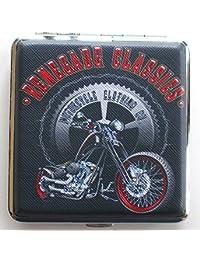 Chopper Motor Cycle Renegade Classics Cigarette Case