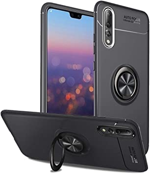SORAKA funda Huawei P20 Pro,Caja giratoria del soporte TPU del ...