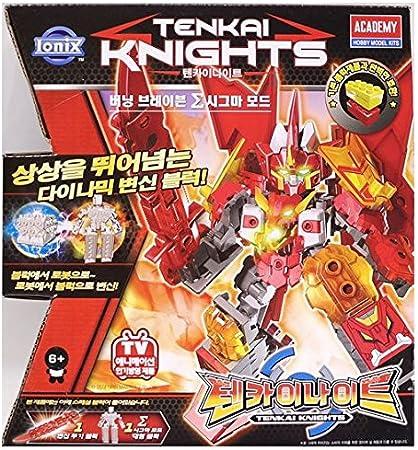 "Ionix Tenkai Knights Sigma Mode /""Burning Braven σ/"""