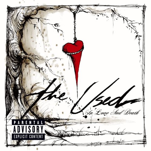 The Used - In Love and Death [Explicit Content] (CD)