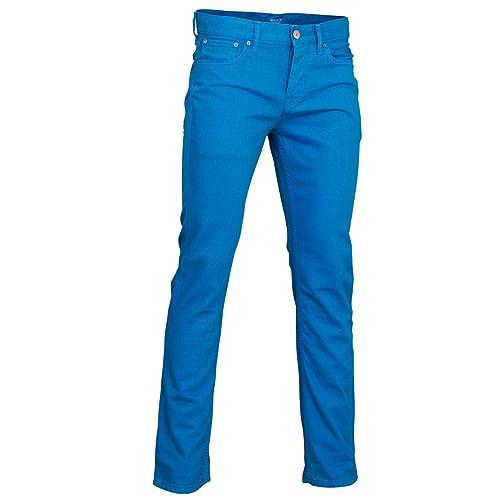 G84606 Originals Fit Slim Hombre Para Jeans M Adidas zPOq8xwSX