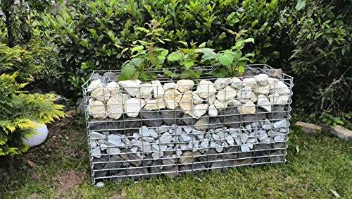 Bancal a escala Longitud 130 - 150 cm Calidad - Gaviones piedra ...