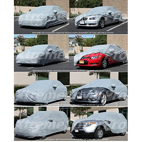 2007 2008 2009 2010 2011 2012 Cadillac Escalade ESV Breathable Car Cover