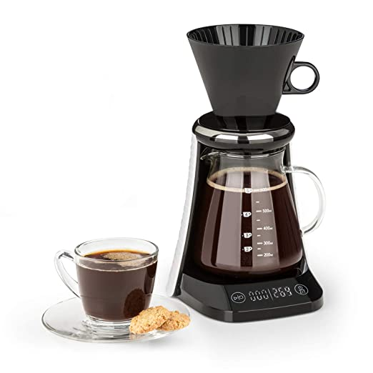 Klarstein Craft Coffee Balance • Cafetera • 0,6 L • Jarra de ...