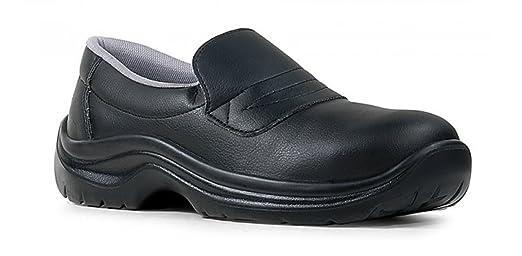 Garsport Chaussure De Sécurité Cuisine Mixte Noire S2 Noir 38