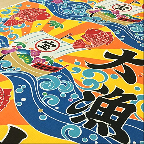 大漁旗の歴史<