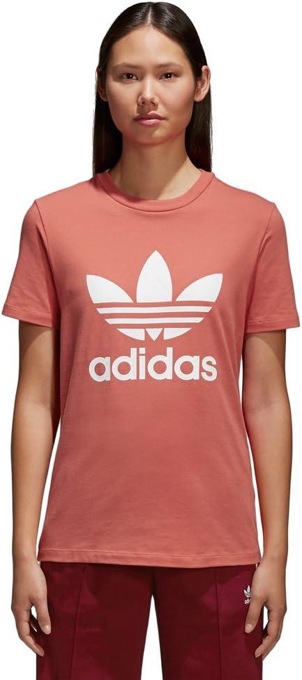 TALLA 32. adidas Trefoil tee - Camiseta Mujer
